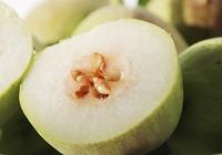 梨子的食疗方法