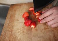 草莓干的功效