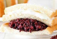 吐司紫米面包做法