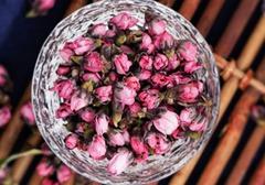桃花茶泡水喝有什么功效,桃花茶的正确喝法,菊花桃花茶的冲泡方法