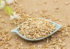 浮小麦粥的做法