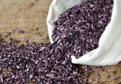 紫米粥的做法