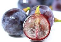 黑葡萄的功效和营养