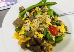 不含油的素食食谱推荐,减肥期间比较适合的不含油素食
