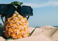 菠萝炒饭的素食版本做法